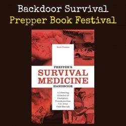 Prepper Book Festival 13: Prepper's Survival Medicine Handbook
