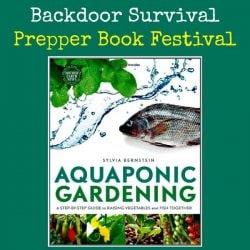 Prepper Book Festival 13: Aquaponic Gardening