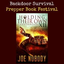 Prepper Book Festival 13: Holding Their Own XII Copperheads