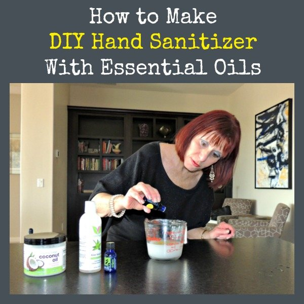 How to Make DIY Hand Sanitizer With Essential Oils | Backdoor Survival