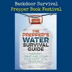 Prepper Book Festival 13: The Prepper's Water Survival Guide