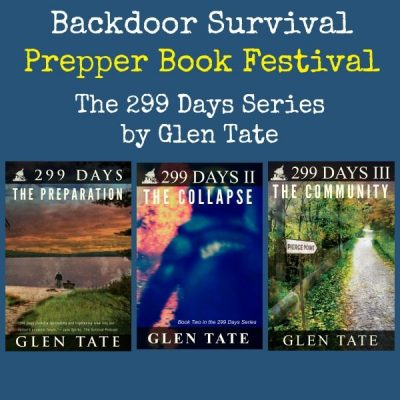Prepper Book Festival 13: The 299 Days Series by Glen Tate + Giveaway