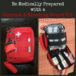 Review: Be Medically Prepared with a Gunshot & Bleeding Wound Kit + Giveaway