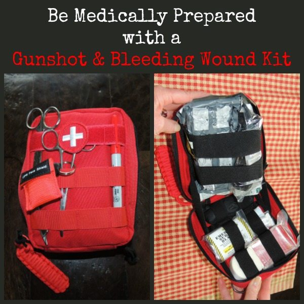 Be Medically Prepared with a Gunshot & Bleeding Wound Kit | Backdoor Survival
