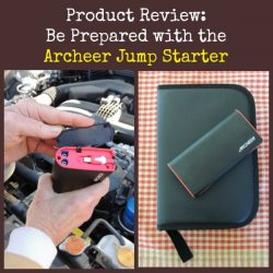 Review: Be Prepared with the Archeer Jump Starter