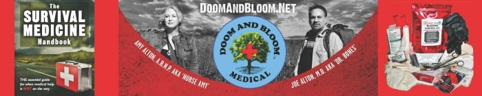 Doom and Bloom Medical Supplies | Backdoor Survival