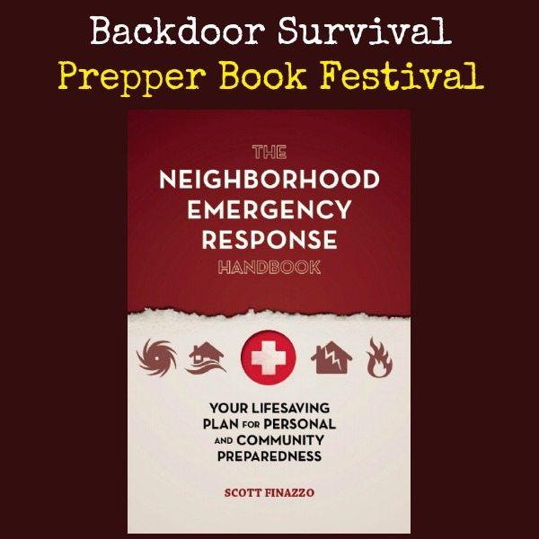 Neighborhood Emergency Response Handbook   Backdoor Survival