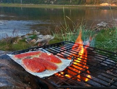 Cooking Fish Simply | Backdoor Survival