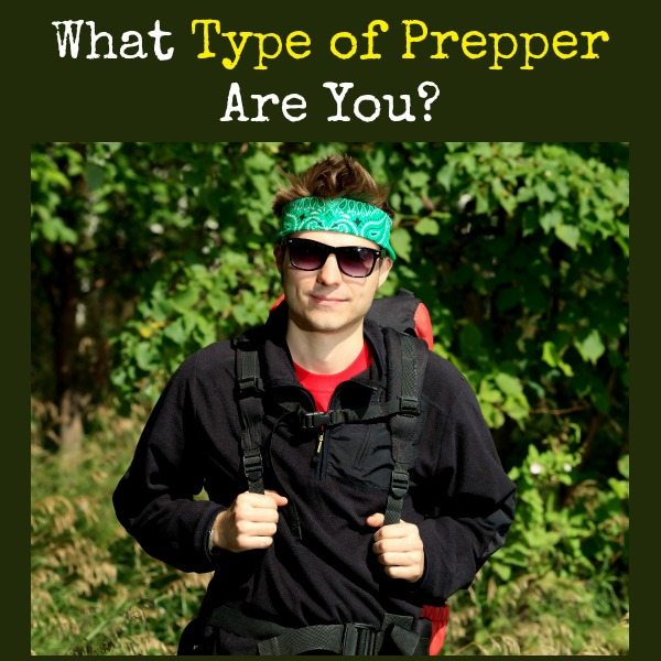 What Type of Prepper Are You | Backdoor Survival