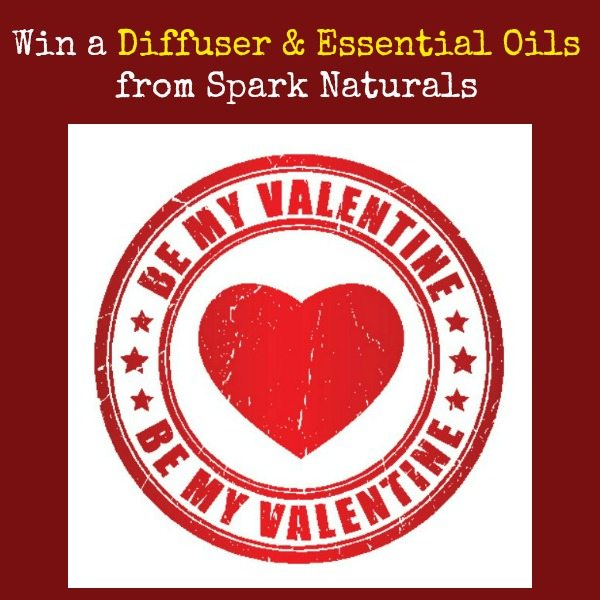Win a Diffuser and Essential Oils from Spark Naturals | Backdoor Survival