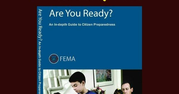 Be Ready With the FREE Are You Ready Guide