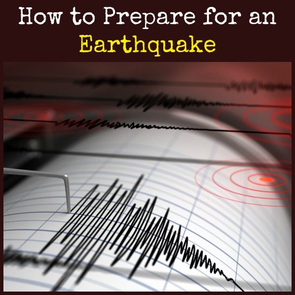 How to Prepare for an Earthquake | Backdoor Survival