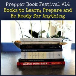 Prepper Book Festival 14: Books to Learn, Prepare, and Be Ready for Anything