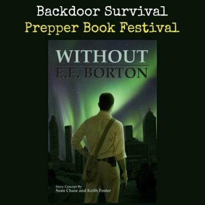 Prepper Book Festival: Without – A Survivalist Novel + Giveaway
