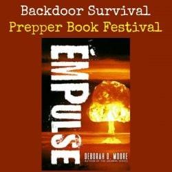 Prepper Book Festival: EMPulse by Deborah Moore+ 10 eBook Giveaway