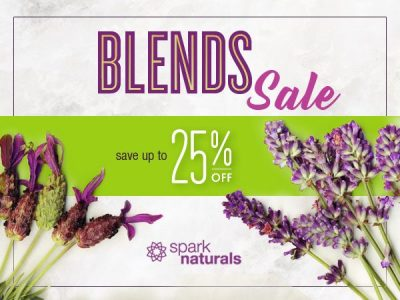 Spark Naturals Blends Sale | Backdoor Survival