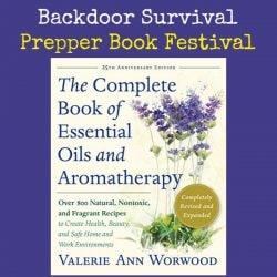 Valerie Worwood Complete Book of Essential Oils | Backdoor Survival