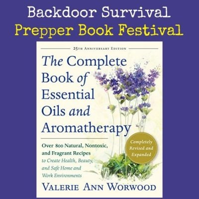 Prepper Book Festival: Complete Book of Essential Oils & Aromatherapy + Giveaway
