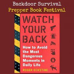 Watch Your Back Roger Eckstine | Backdoor Survival