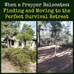 When a Prepper Relocates | Backdoor Survival