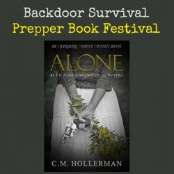 Alone by C.M. Hollerman | Backdoor Survival