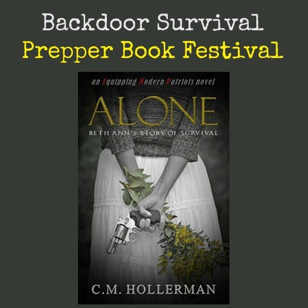 Alone by C.M. Hollerman | Backdoor Survival