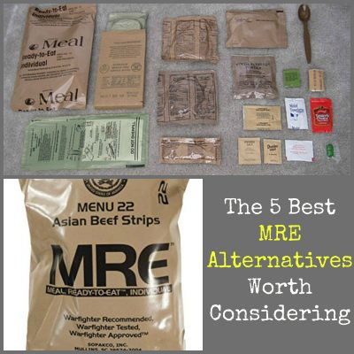 The 5 Best MRE Alternatives for Emergency Situations