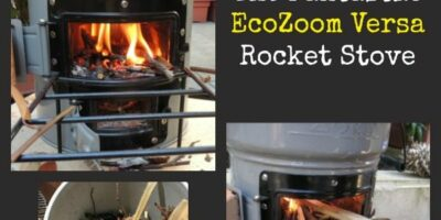 The Fantastic EcoZoom Versa Rocket Stove Reviewed