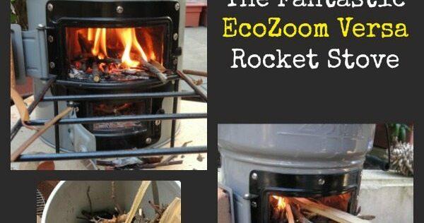 The Fantastic EcoZoom Versa Rocket Stove Reviewed