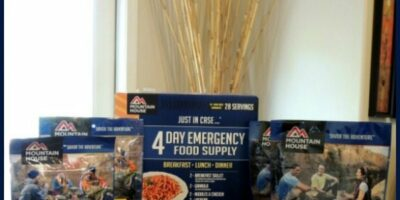 Mountain House Review: Mountain House Emergency Food Supply Kit