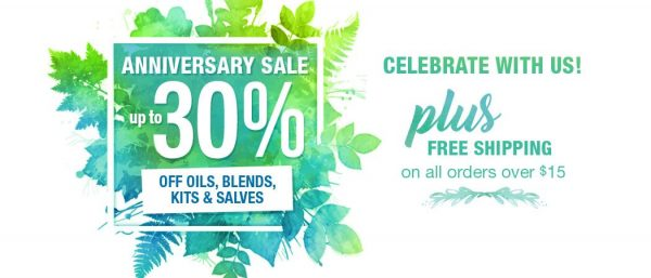 Spark Naturals Anniversary Sale | Backdoor Survival