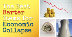 The Best Barter Items For Economic Collapse
