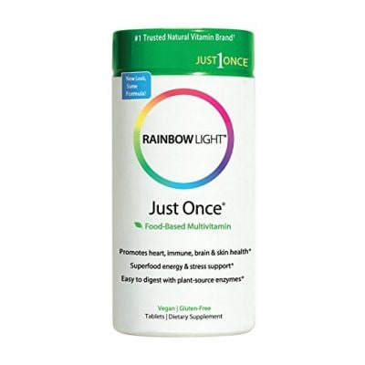 Rainbow Light - Just Once® Multivitamin