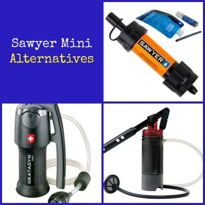 Sawyer Mini Alternatives – Why Does Everyone Love the Sawyer Mini?