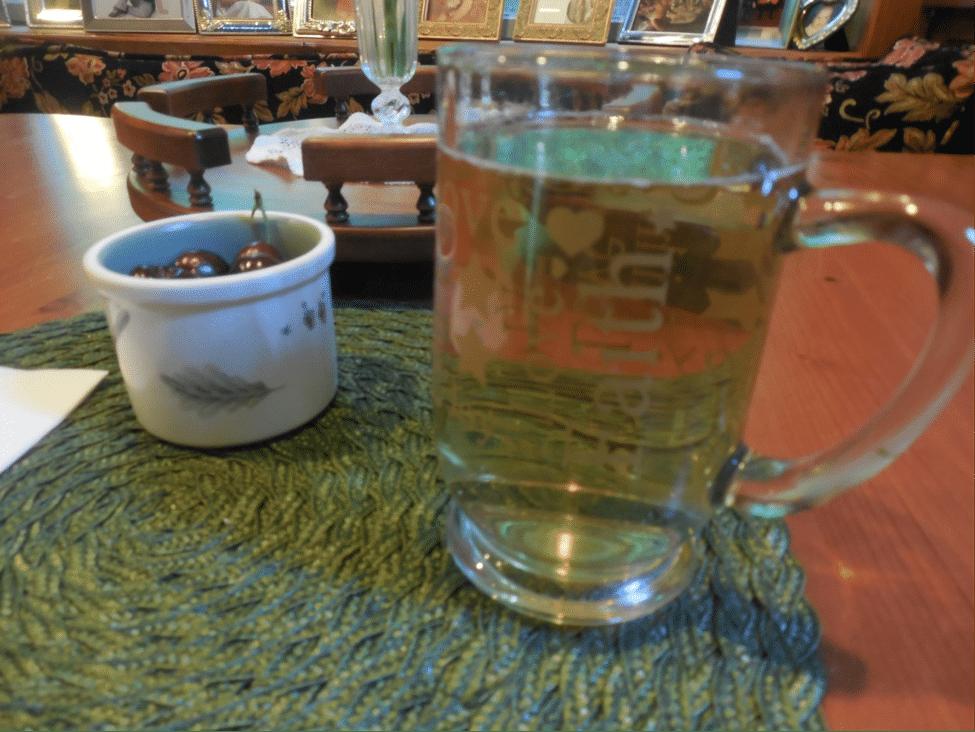 Mullein Tea Backdoor Foraging