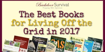 The Best Books for Living Off the Grid in 2020
