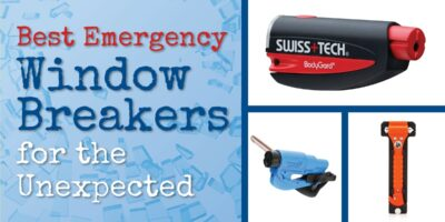 Best Emergency Window Breakers for the Unexpected