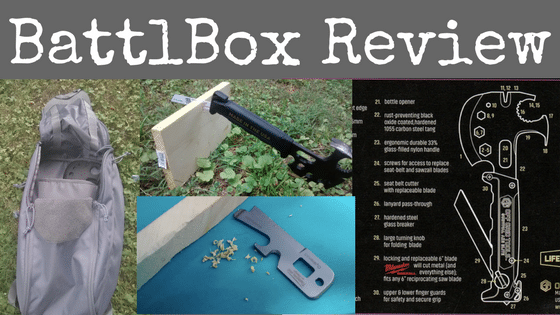 BattlBox Review: A fun way to build bigger, better bug-out kits, or just feed your gear addiction
