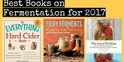 Best Books on Fermentation for 2018