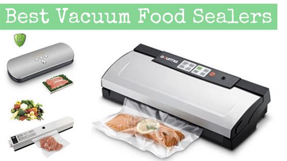 Best Vacuum Food Sealers for Preppers