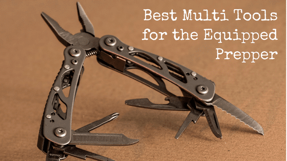 Best Multi Tools for the Equipped Prepper