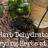Best Herb Dehydrators for Drying Herbs at Home