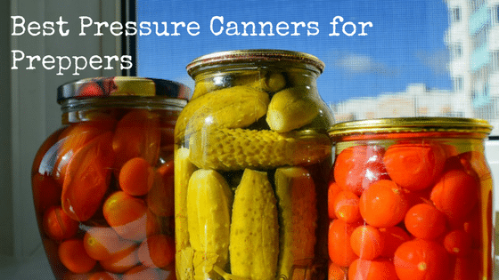 Best Pressure Canners for Preppers