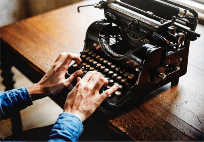 type writers