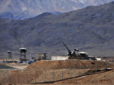security defense systems natanz uranium