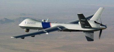 reaper drone military