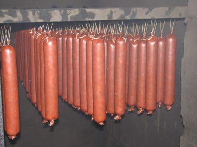 Make Sausage and Smoke it
