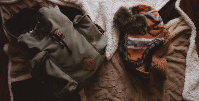 backpack hat wilderness pandemic preparedness
