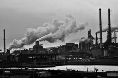pollution industry smoke
