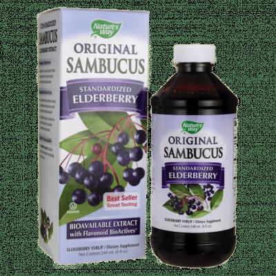 elderberry original sambucus extract